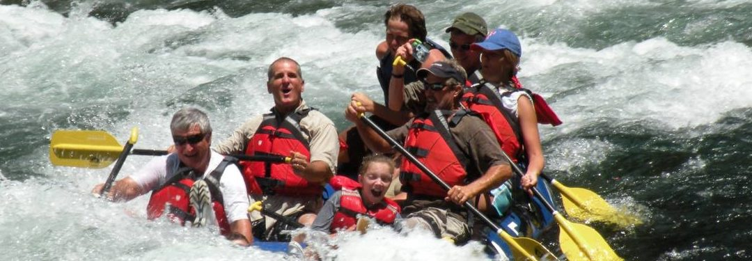 Whitewater Rafting and Canoeing in the North Carolina Mountains